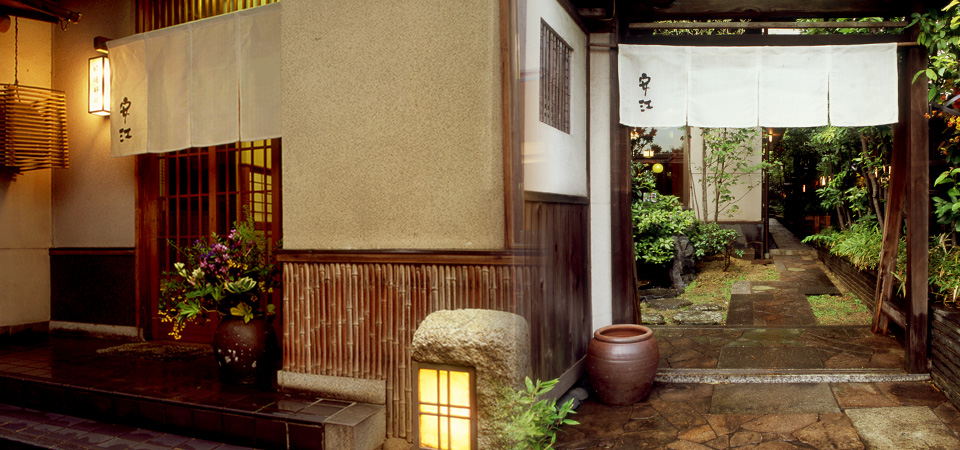 求味一心。名古屋市瑞穂区、長久手市前熊。精進料理・手打ちそば 安江。